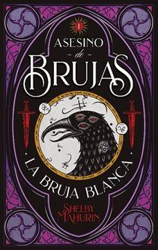 portada Asesino de Brujas 1: La Bruja Blanca