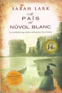 portada Al País del Núvol Blanc (Trilogia maorí 1)