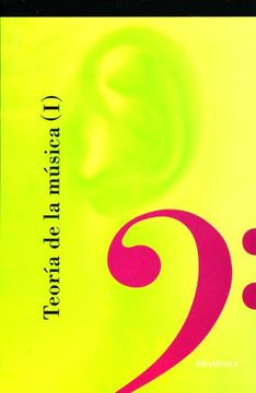 portada Teoría de la Música (i)