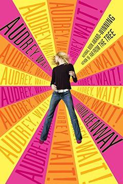 portada Audrey, Wait! (libro en Inglés)