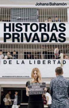 portada Historias Privadas de la Libertad