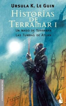 portada Historias de Terramar 1 (Booket)