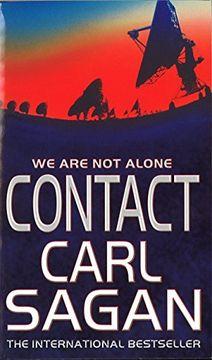 portada Contact (libro en inglés)