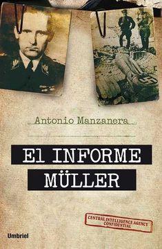 portada Informe Müller (Umbriel Thriller)