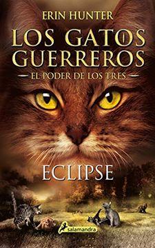 portada Gatos-El Poder de los Tres 04. Eclipse (Gatos: El Poder de los Tres