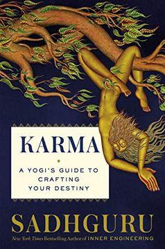 portada Karma: A Yogi' S Guide to Crafting Your Destiny (libro en Inglés)
