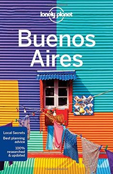 portada Lonely Planet Buenos Aires (Travel Guide)