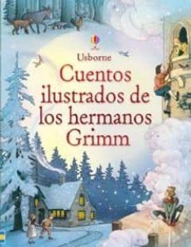 portada Cuentos Ilustrados de los Hermanos Grimm