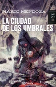 portada La Ciudad de los Umbrales