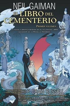 portada El Libro del Cementerio