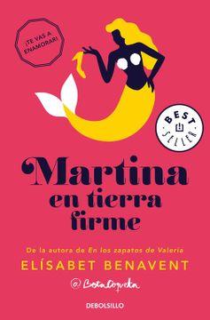 portada Martina en Tierra Firme (Horizonte Martina 2)