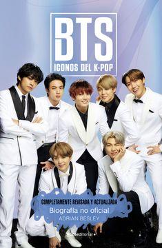 portada (Preventa) BTS Iconos del Kpop (Envío a Partir de viernes 05 de noviembre)