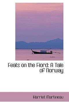 portada feats on the fiord: a tale of norway