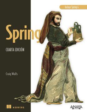 portada Spring. Cuarta Edición (Anaya Multimedia