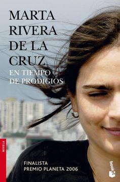 portada En Tiempo de Prodigios: Finalista Premio Planeta 2006 (Booket Logista)