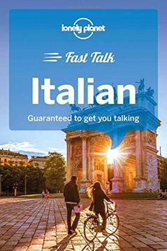portada Lonely Planet Fast Talk Italian (Paperback)