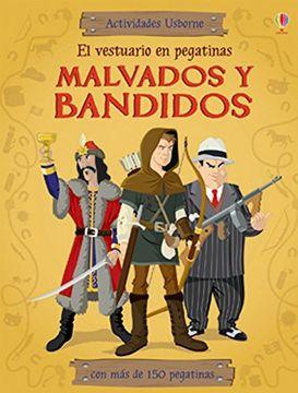 portada Malvados y Bandidos