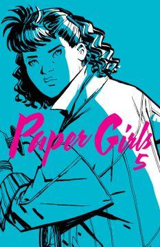 portada Paper Girls nº 05