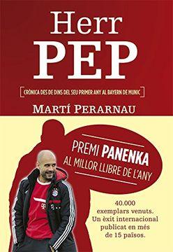 portada Herr pep (libro en Catalán)