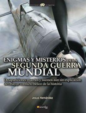 portada Enigmas y Misterios de la Segunda Guerra Mundial