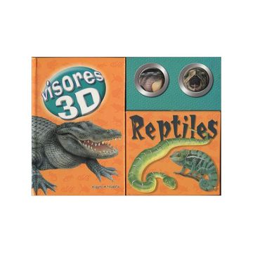 portada Reptiles (Visores 3d)