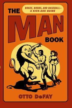 portada The man Book (libro en Inglés)