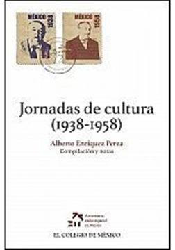 portada JORNADAS DE CULTURA 1938 - 1958