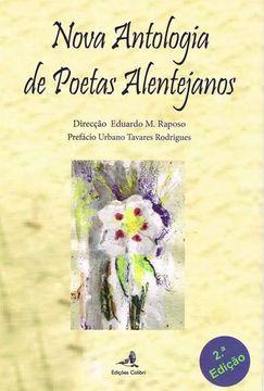 portada Nova Antologia de Poetas Alentejanos - 2ª edição