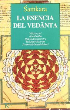 portada La Esencia del Vedanta