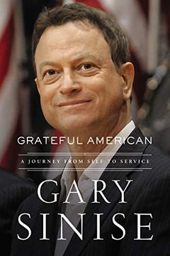 portada Grateful American: A Journey From Self to Service (libro en Inglés)