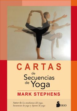 portada Cartas de Secuencias de Yoga