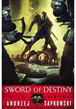 portada Sword of Destiny (The Witcher) (libro en Inglés)