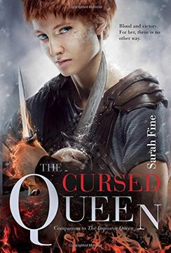 portada The Cursed Queen (The Impostor Queen)