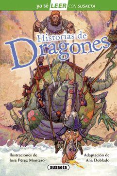 portada Historias de Dragones