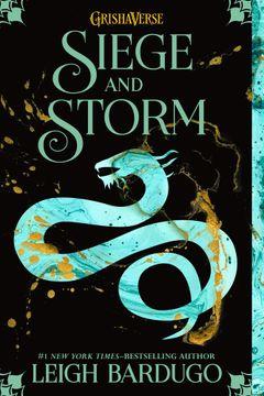 portada Siege and Storm (Grisha Trilogy (Shadow and Bone)) (libro en Inglés)
