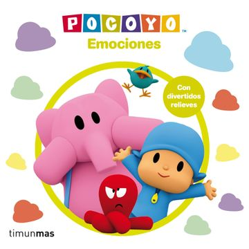 portada Pocoyo: Emociones