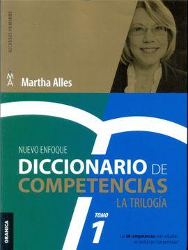 portada Diccionario de Competencias. La Trilogia (1)