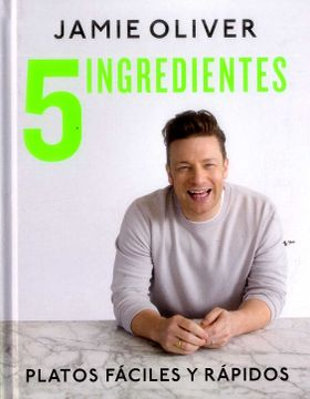 portada 5 Ingredientes