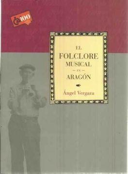 portada El Folclore Musical En Aragón