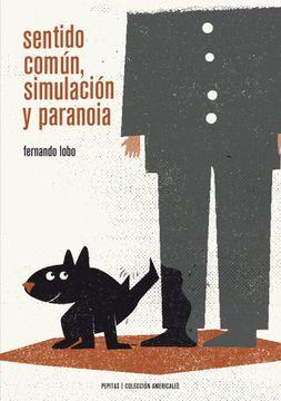 portada Sentido Común, Simulación y Paranoia (Americalee)