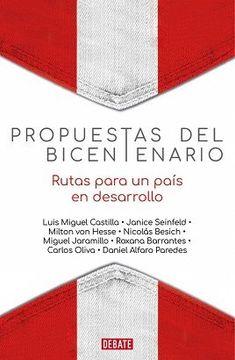 portada Propuestas del Bicentenario