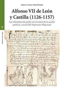 portada Alfonso vii de Leon y Castilla (1126-1157)