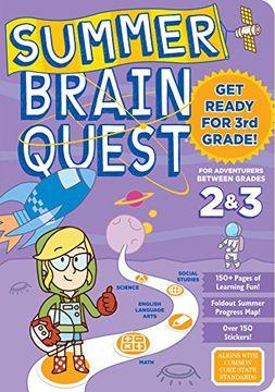portada Summer Brain Quest: Between Grades 2 & 3