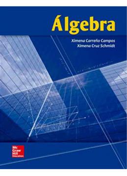 portada Álgebra 2° Edicion