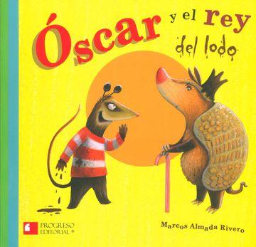 portada Óscar y el rey del Lodo