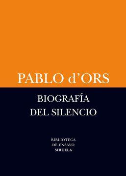 portada Biografia del Silencio (Coedicion