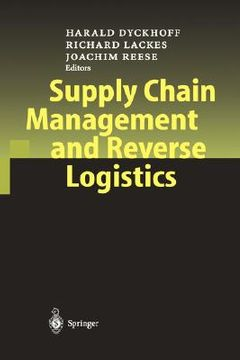 portada supply chain management and reverse logistics