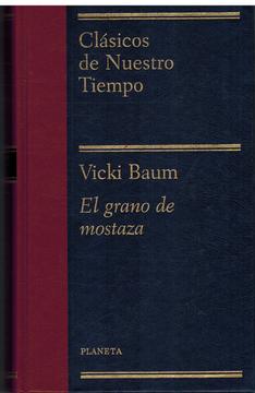 portada EL GRANO DE MOSTAZA