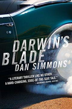 portada Darwin's Blade (libro en Inglés)