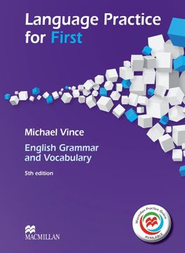 portada Language Practice for First 5th Edition Student's Book and mpo Without key Pack (libro en Inglés)